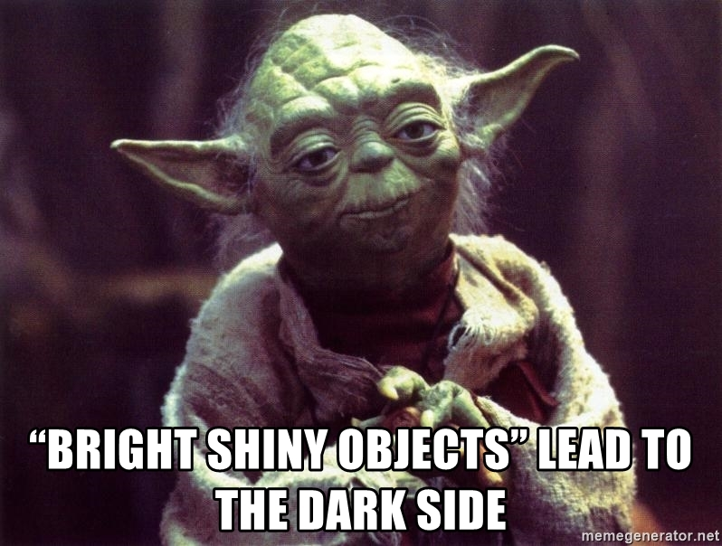 What Is Shiny Object Syndrome? And How To Avoid It As An Affiliate Marketer
