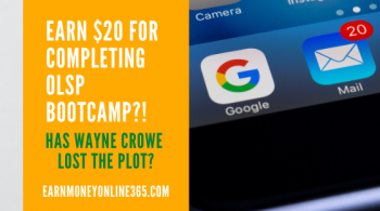 Earn $20 for completing OLSP Bootcamp